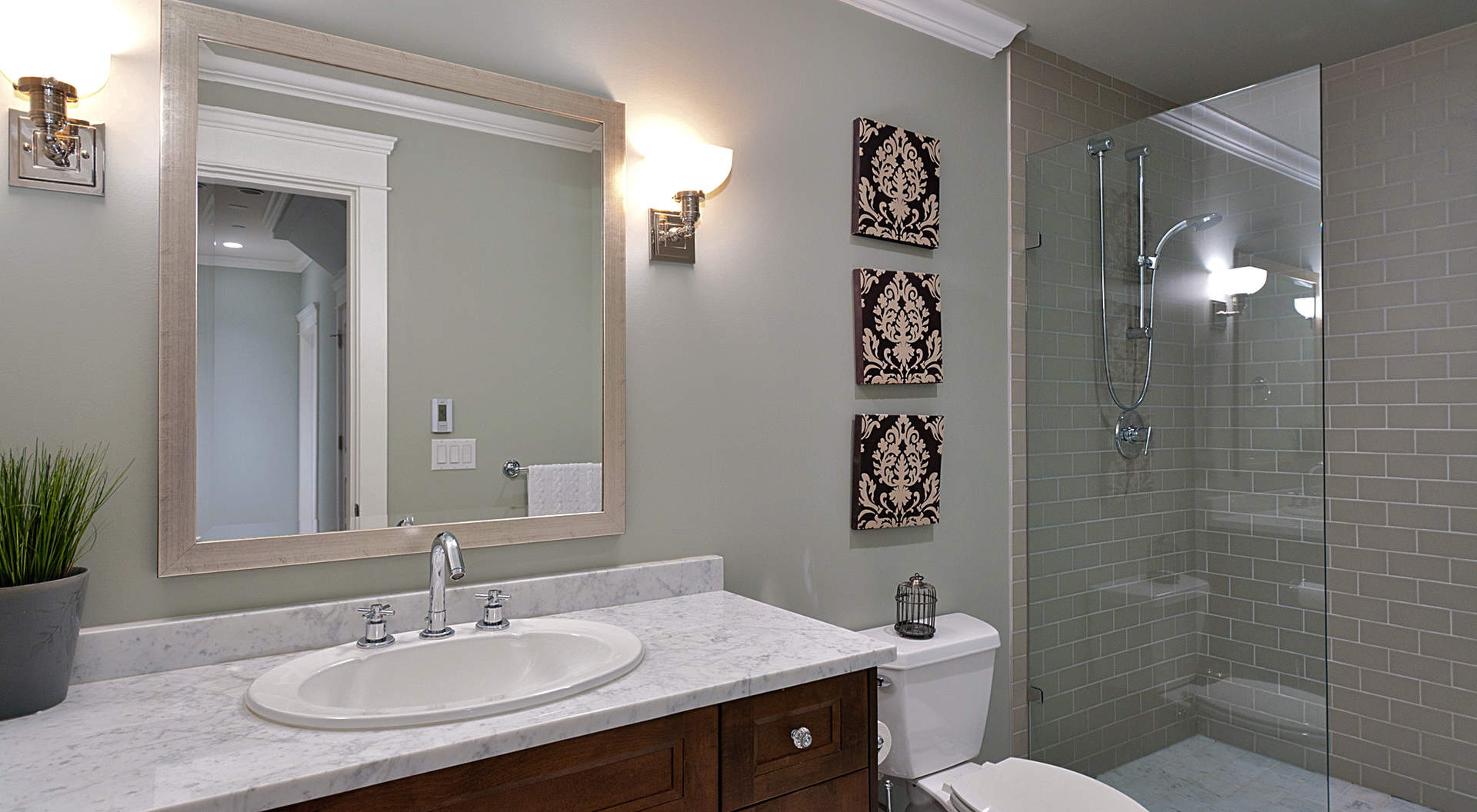 Guest Bathroom Downstairs