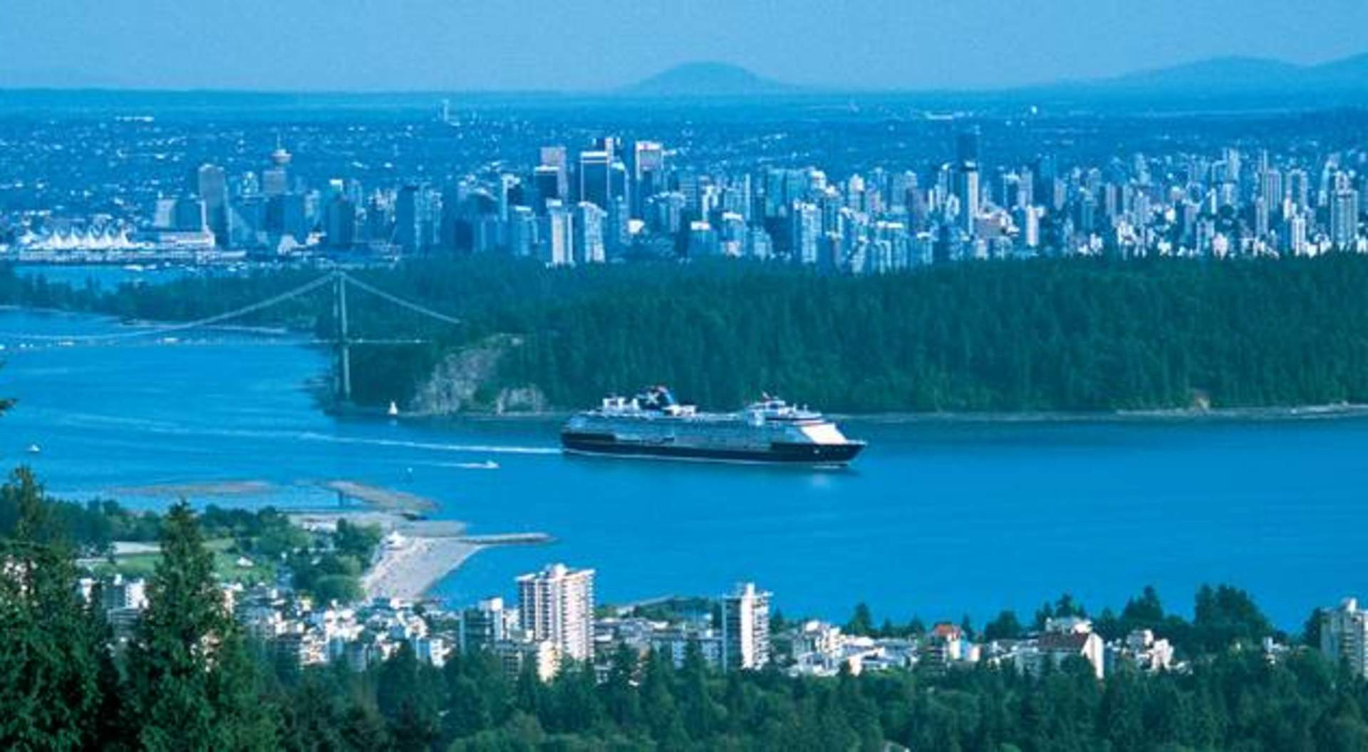 Vancouver's Most Spectacular Views