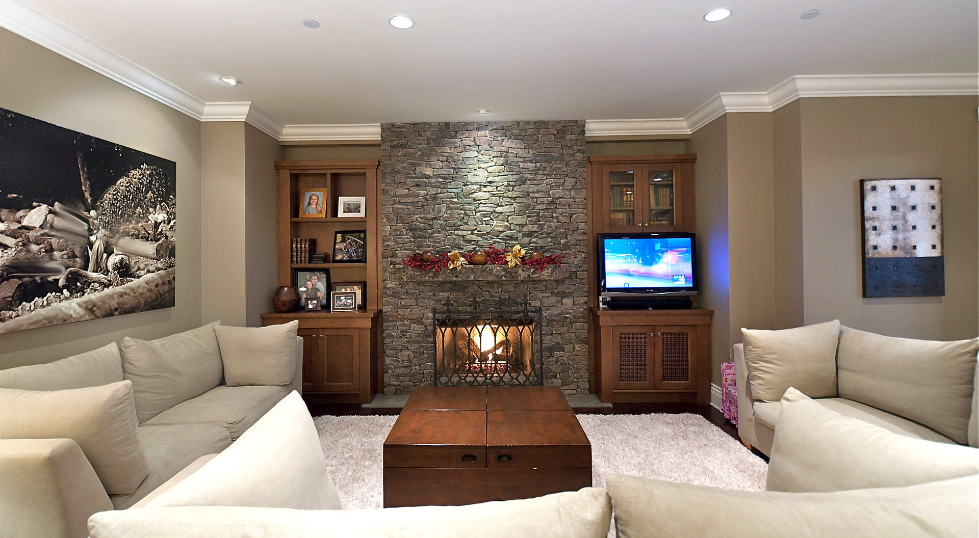 Gorgeous Family Room