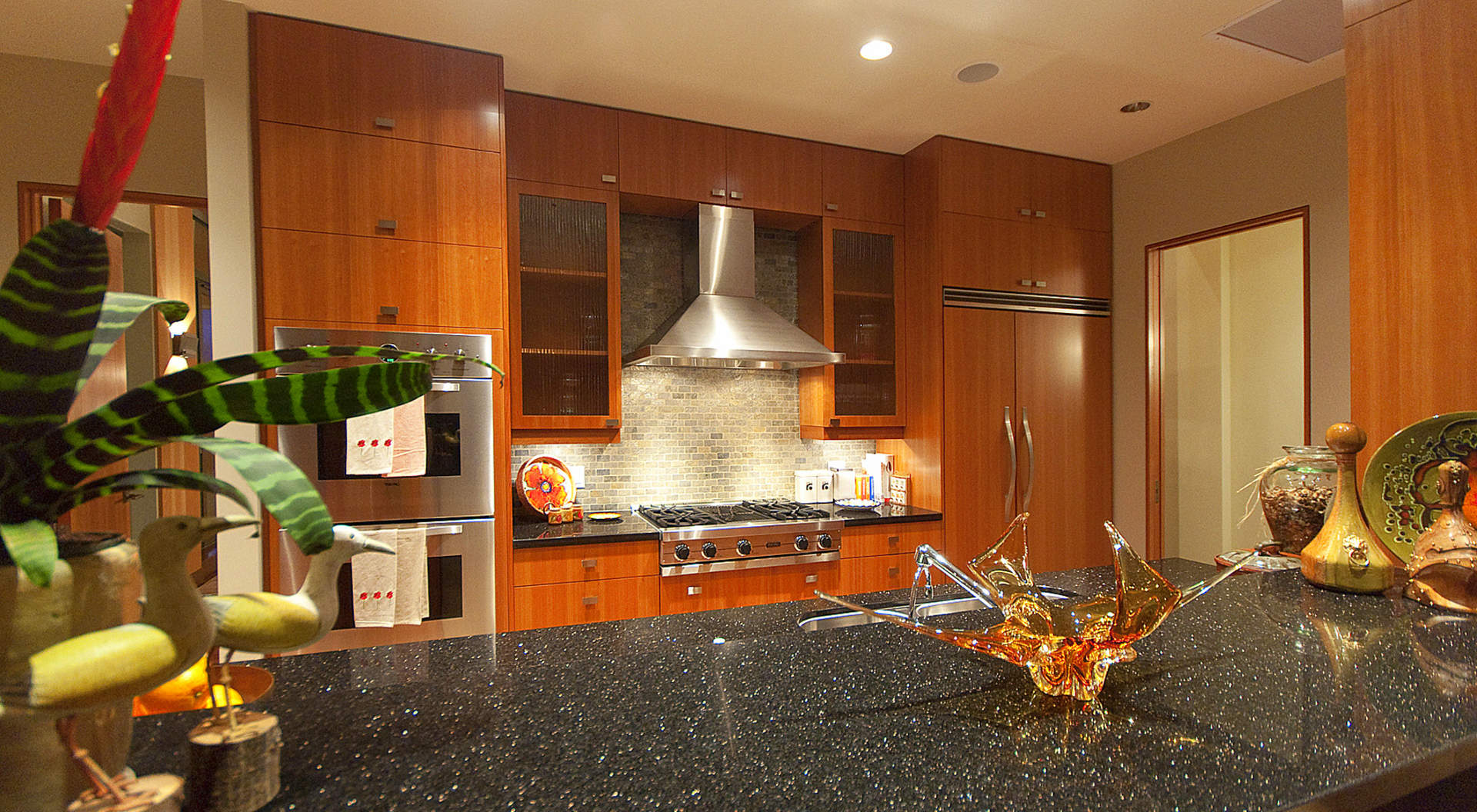 Top Appilance Package and Granite Counter Tops