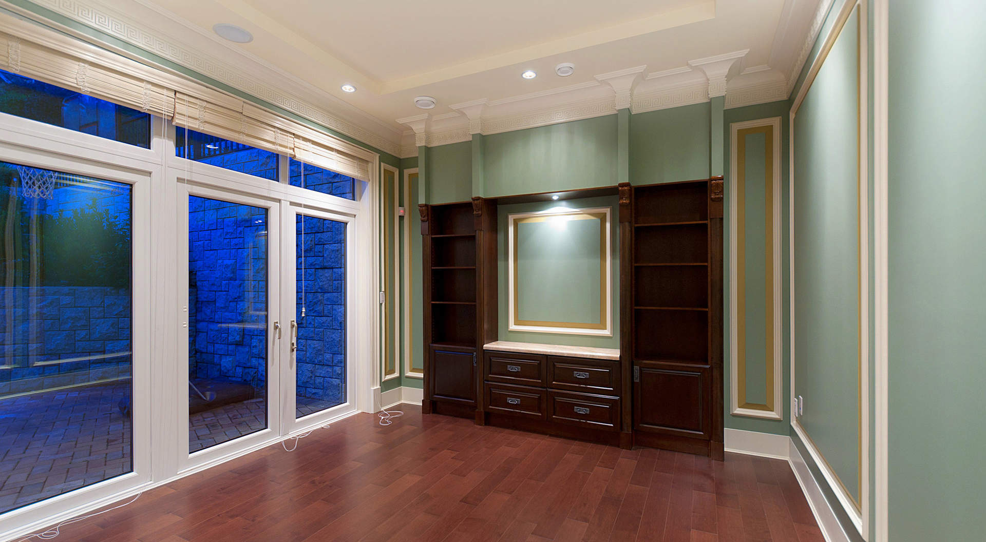 Private Office with Millwork