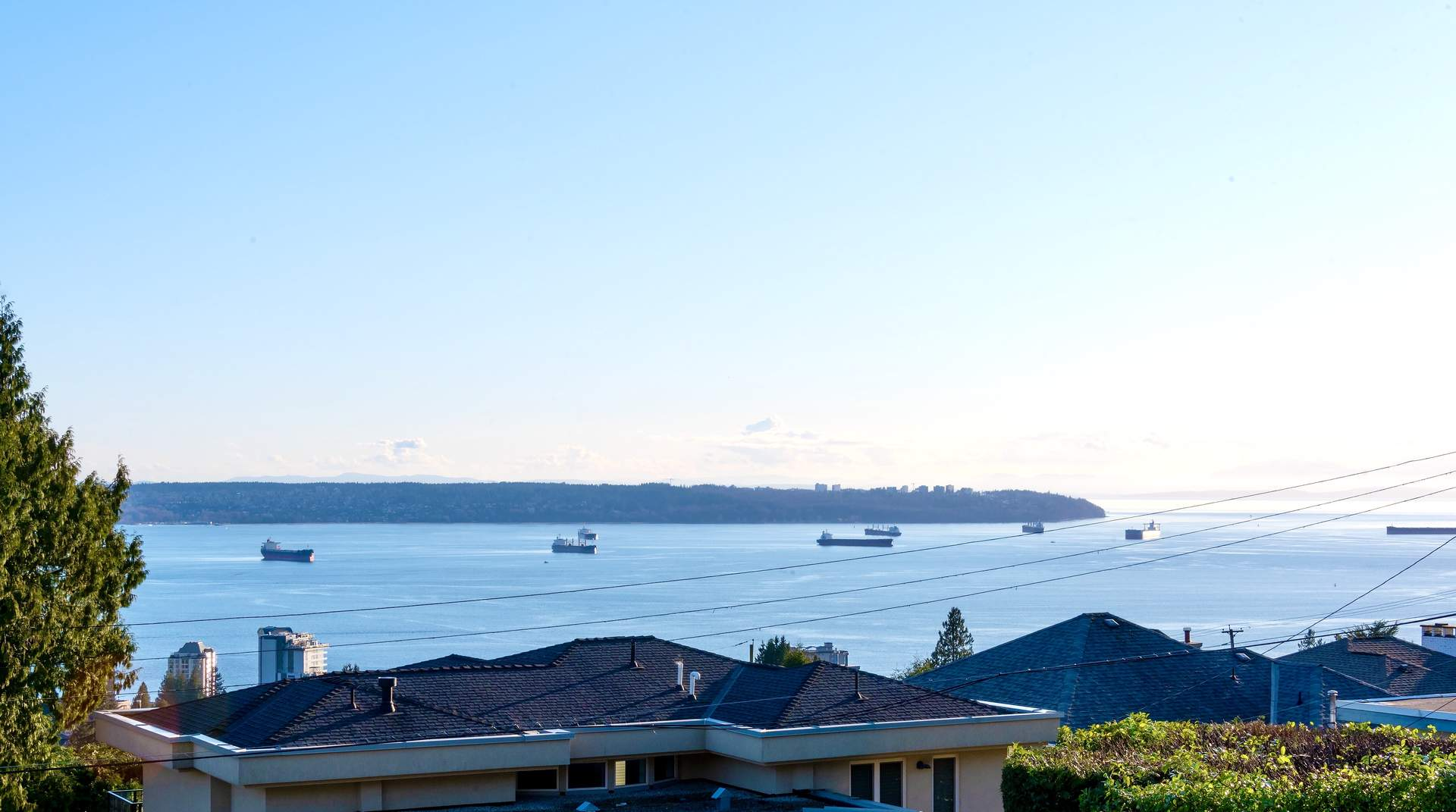 Spectacular Upper Dundarave Development Opportunity with Spectacular Ocean Views