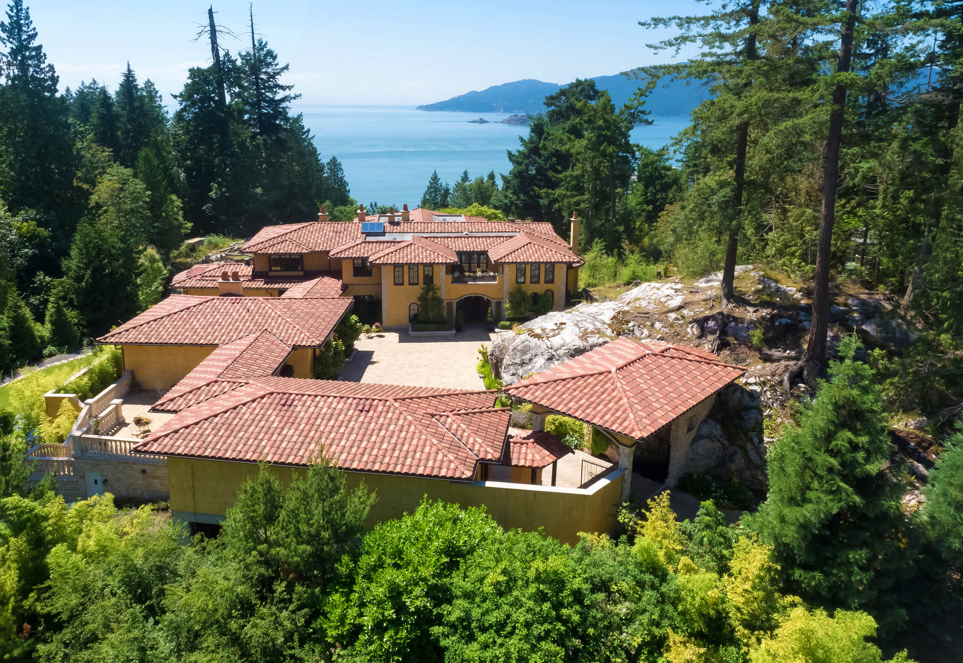 West Vancouver's Most Exclusive Estate