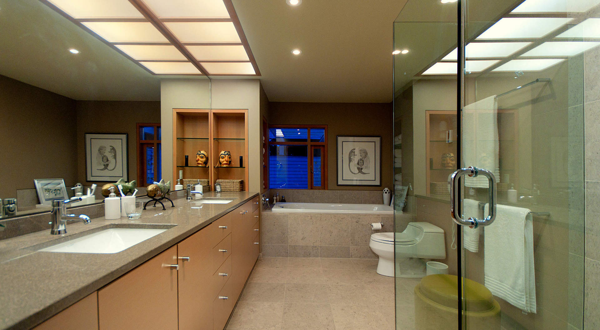 Master Ensuite with Spa-like Amenities