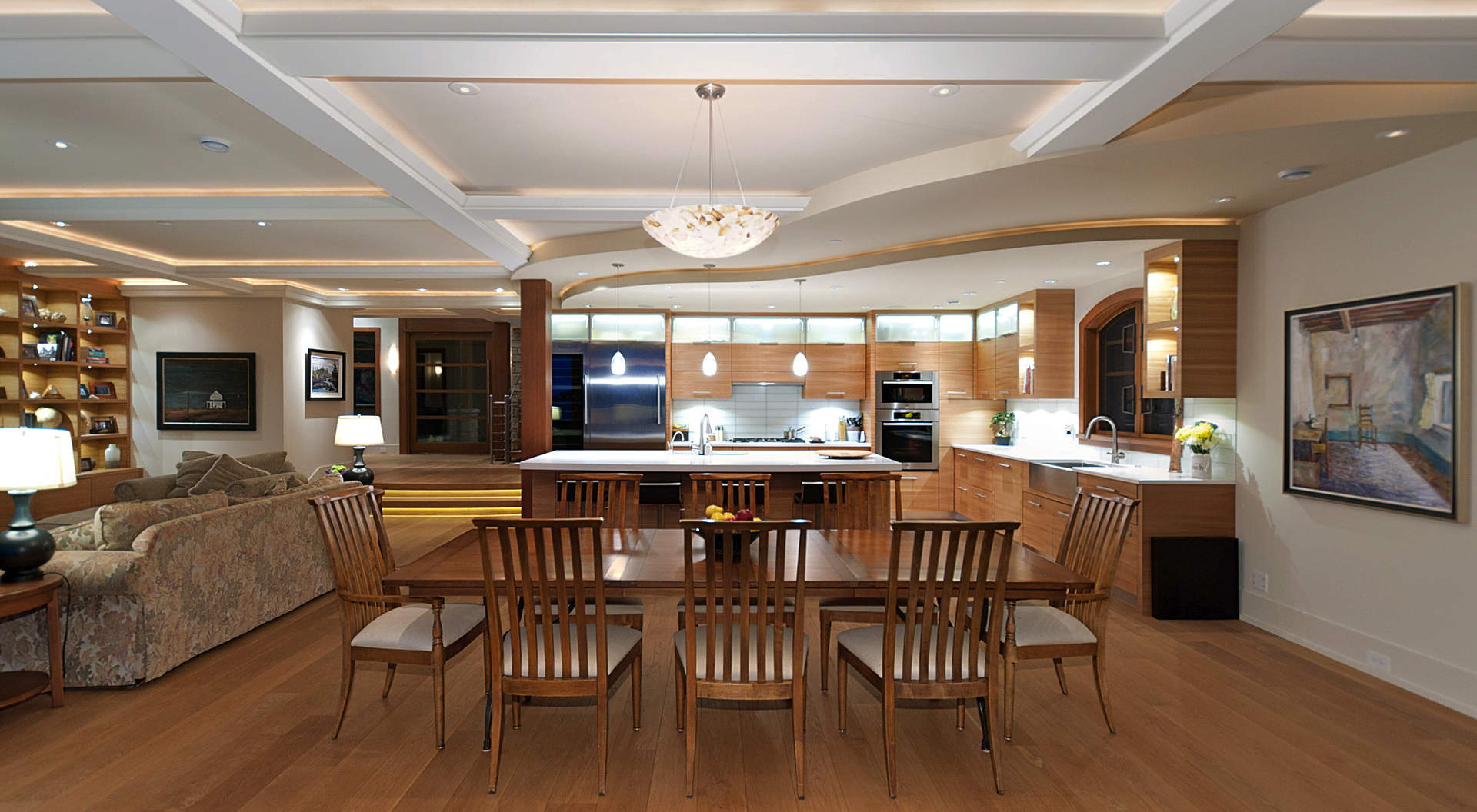 Breathtaking Kitchen & Dining