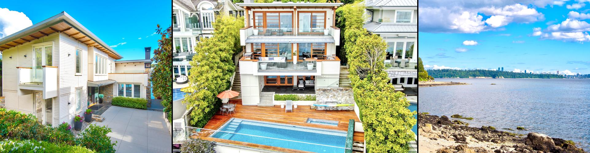 Luxury West Vancouver Real Estate and Homes - Vancouver's Listings on one level home plans and designs, vacation home plans and designs, garage home plans and designs, custom home plans and designs, waterfront cottage plans, beach home plans and designs,