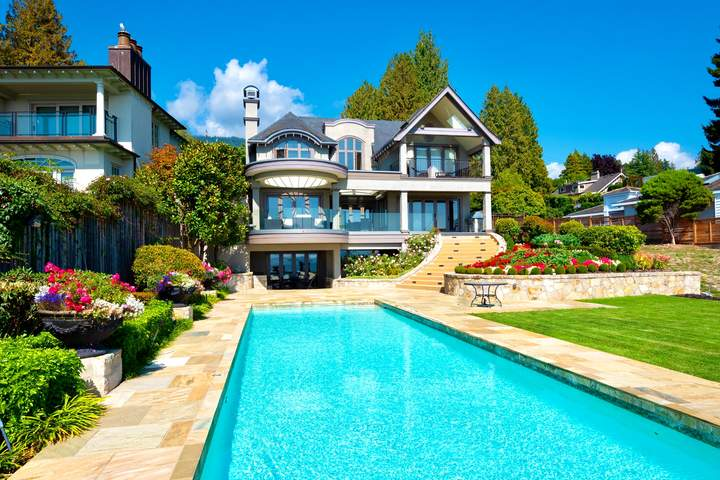 Sensational Luxury West Vancouver Real Estate And Homes Vancouvers Home Interior And Landscaping Ologienasavecom