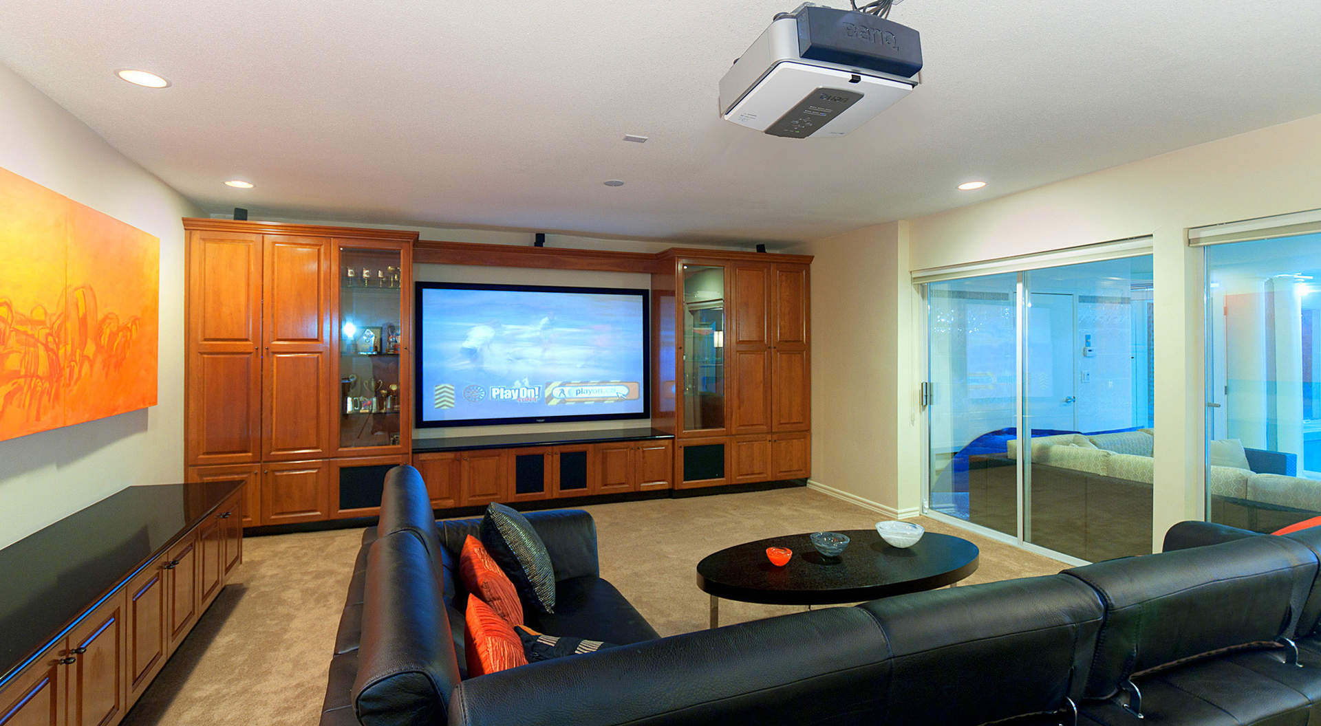 State-of-the-Art Home Theatre