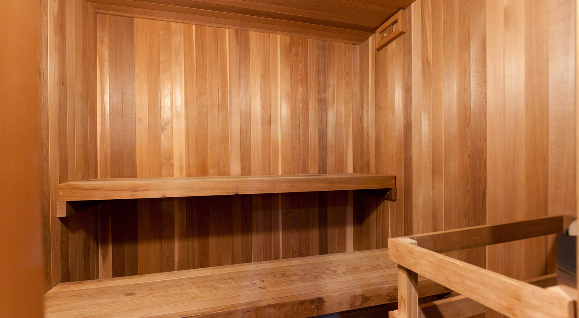 Sauna Indoor