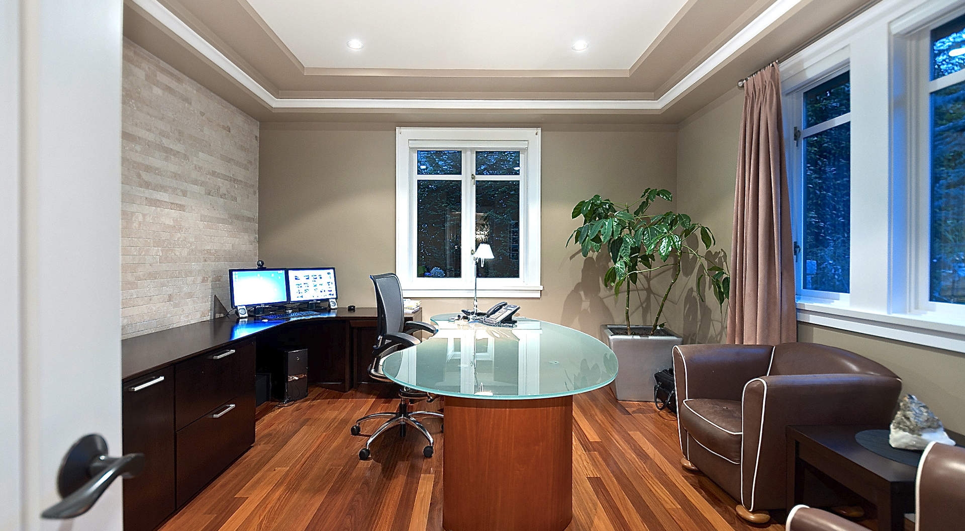 A Private Office