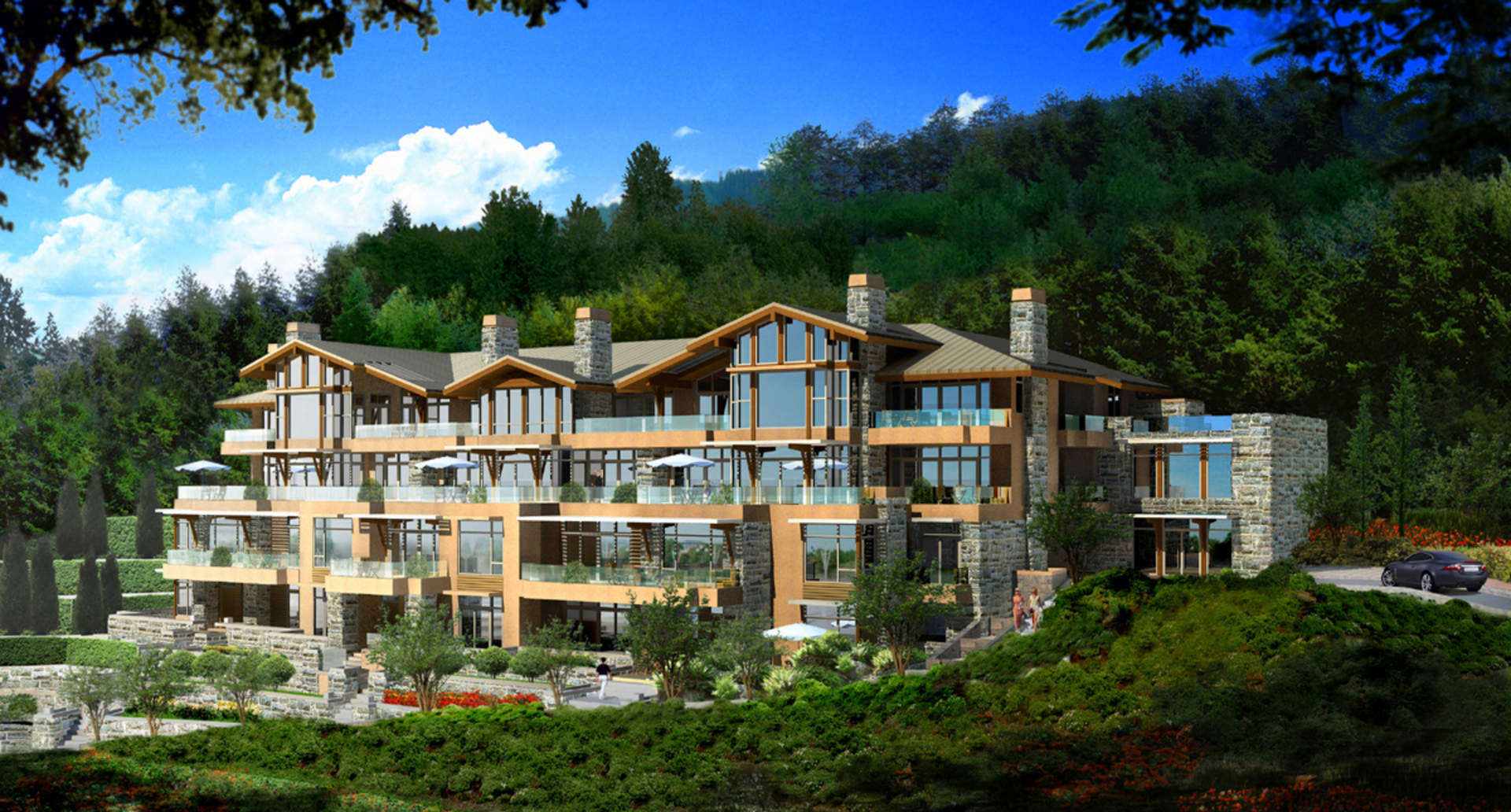 306 2535 garden court west vancouver homes and real for Home builders in canada
