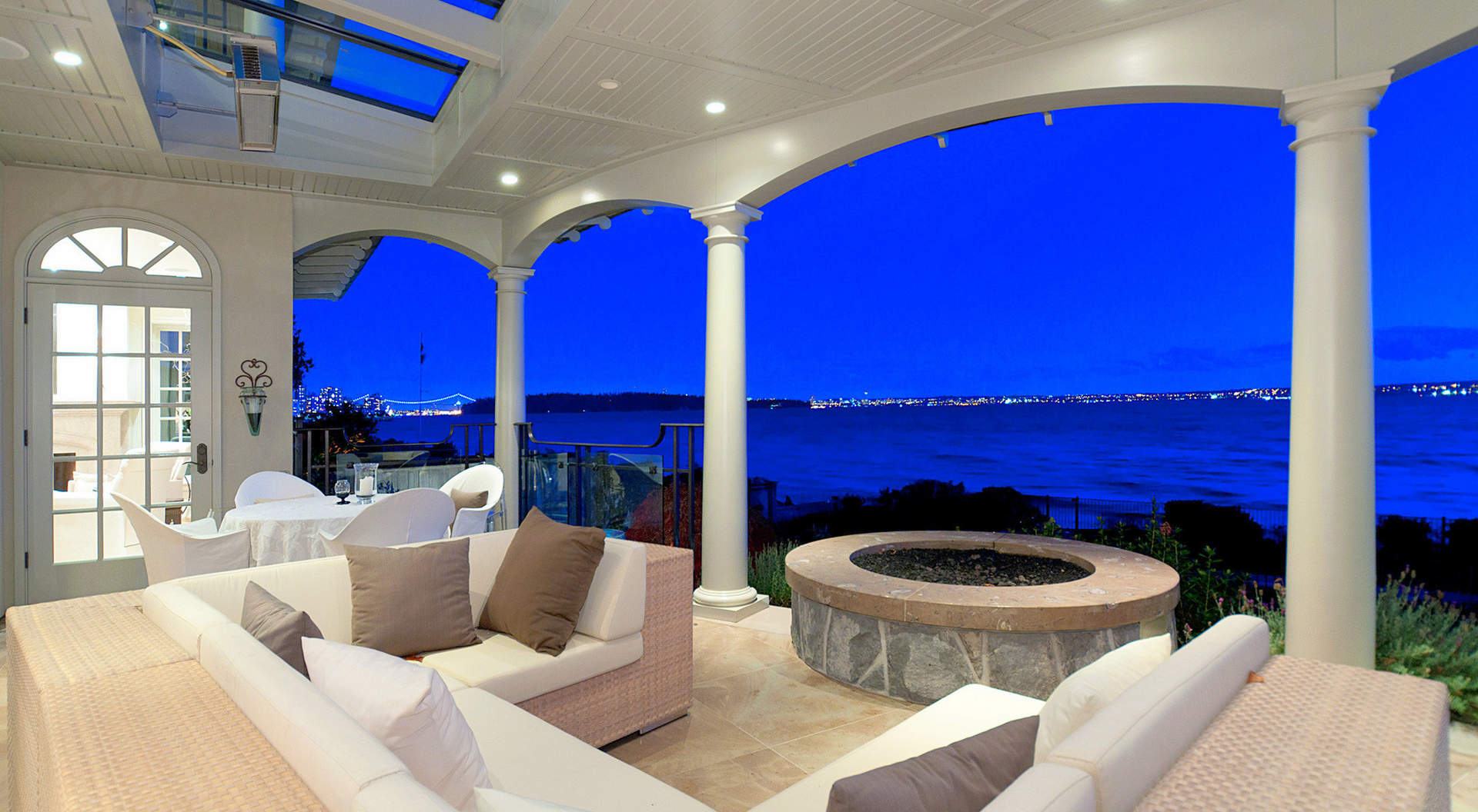 Sensational Covered Outdoor Veranda