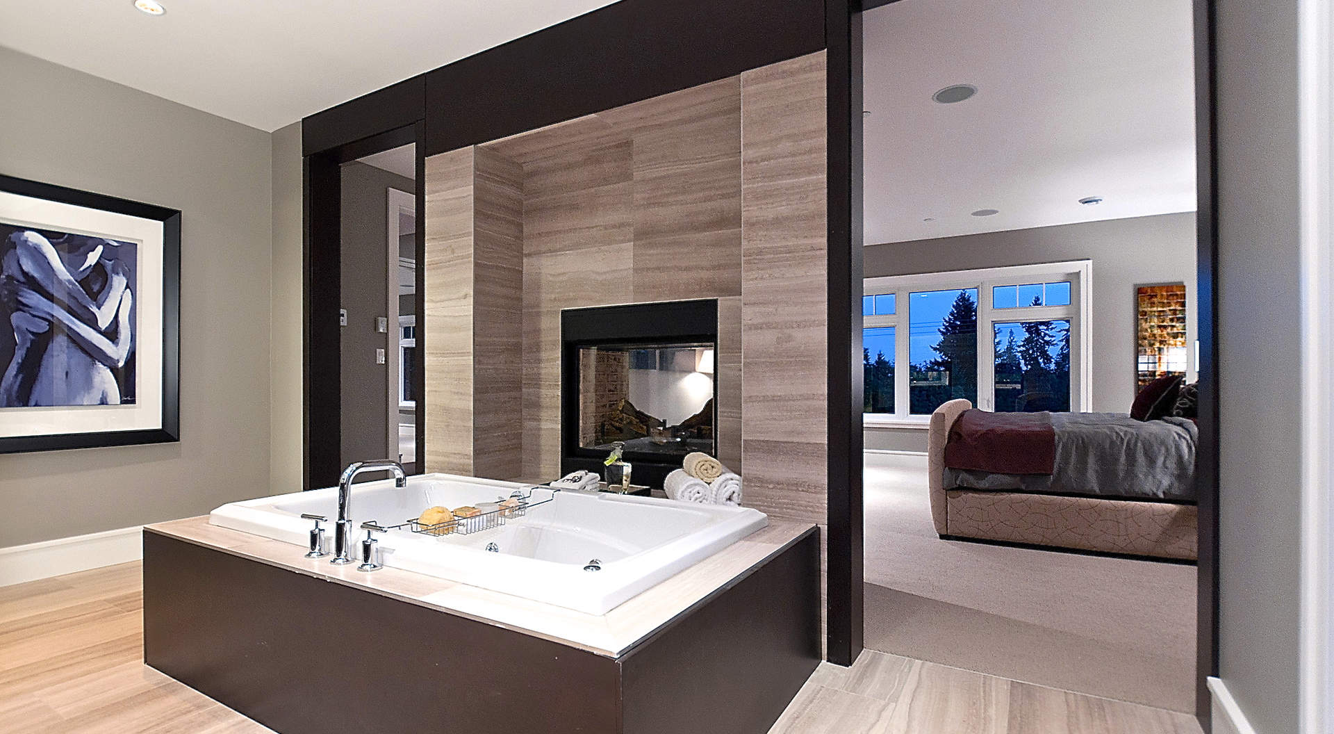 Gorgeous Spa-like Ensuite