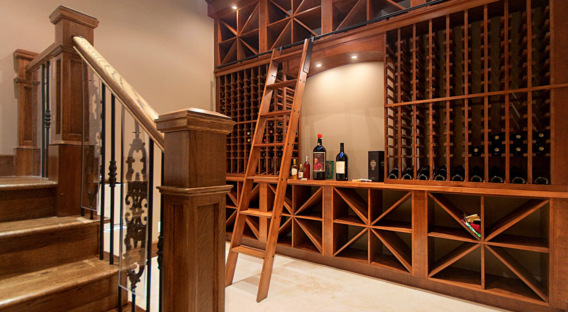 Sensational Wine Cellar