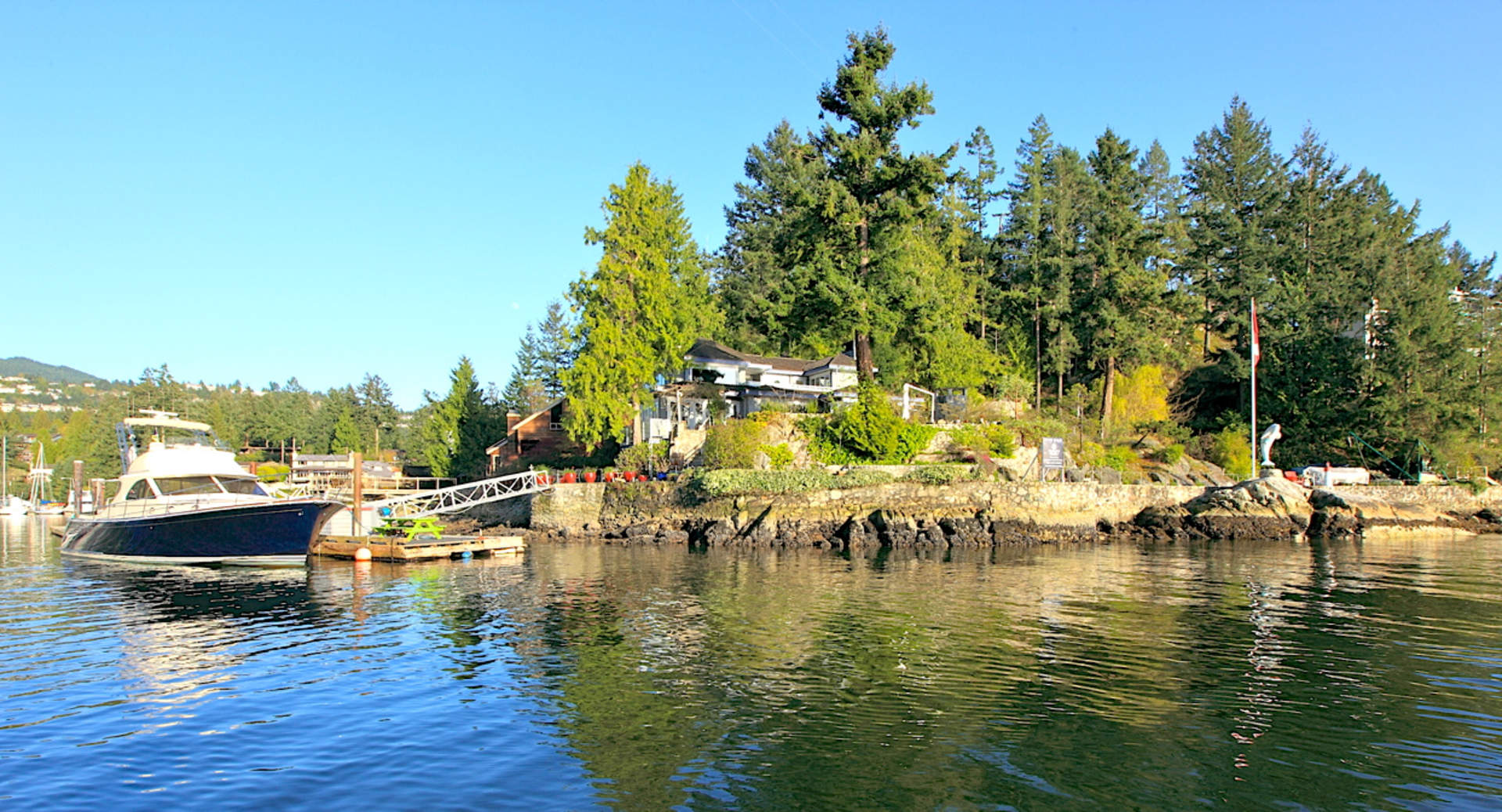 Stunning Eagle Island Waterfront Estate! (2 separate properties)