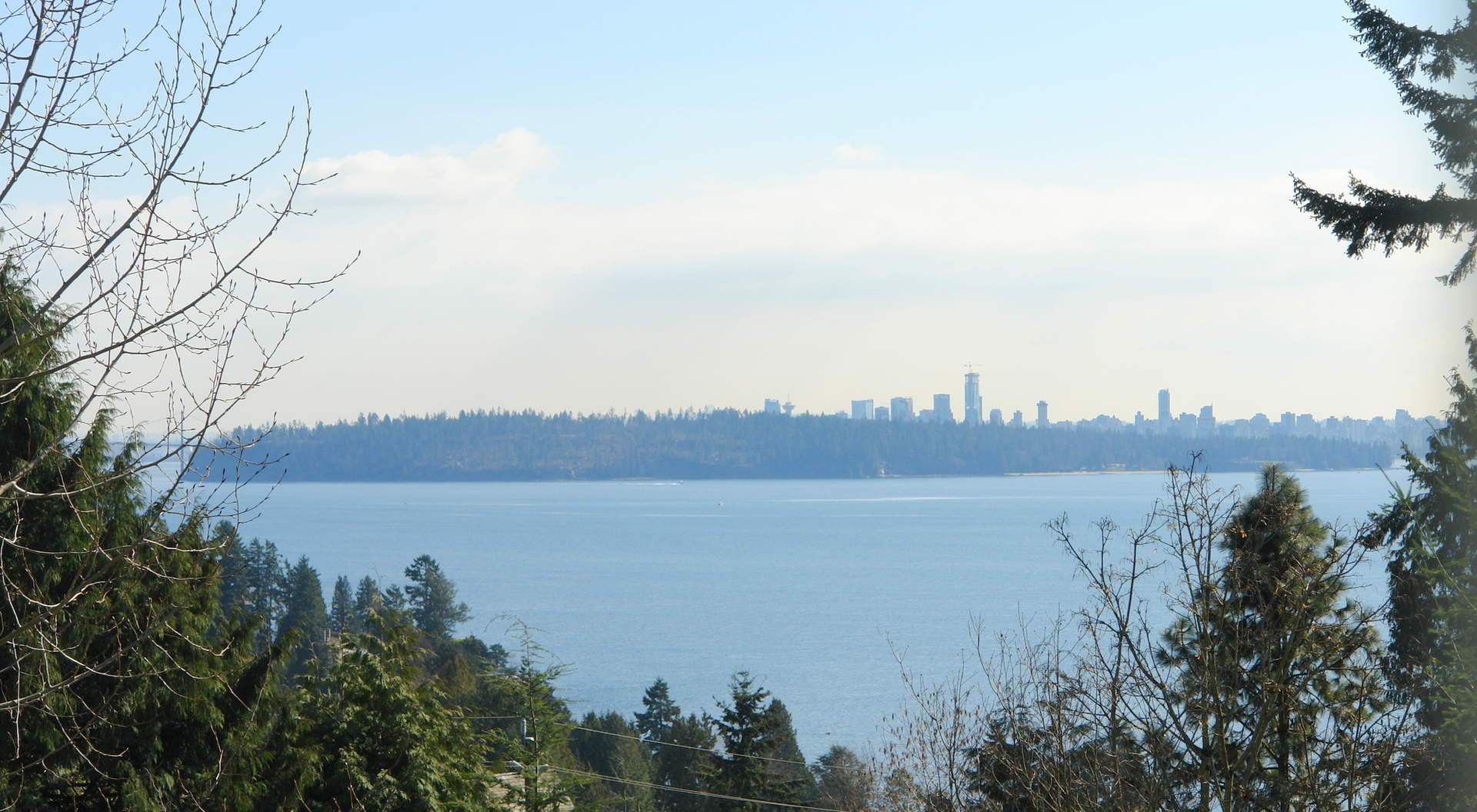 Views to Stanley Park