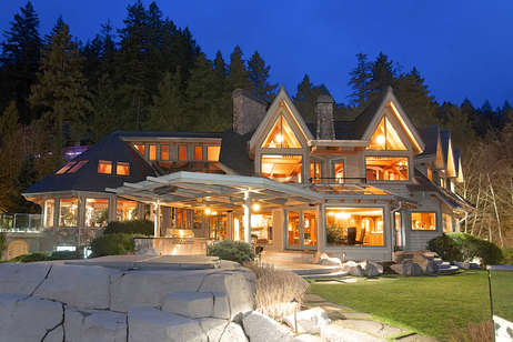 ... World Class Waterfront Estate! SOLD! 2888 Panorama Drive$6,500,000(Deep  Cove) North Vancouver, ...