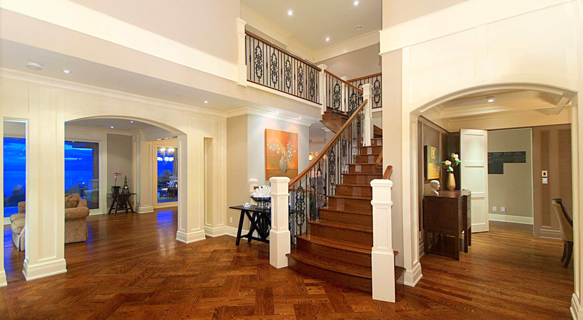 Fabulous Main Staircase