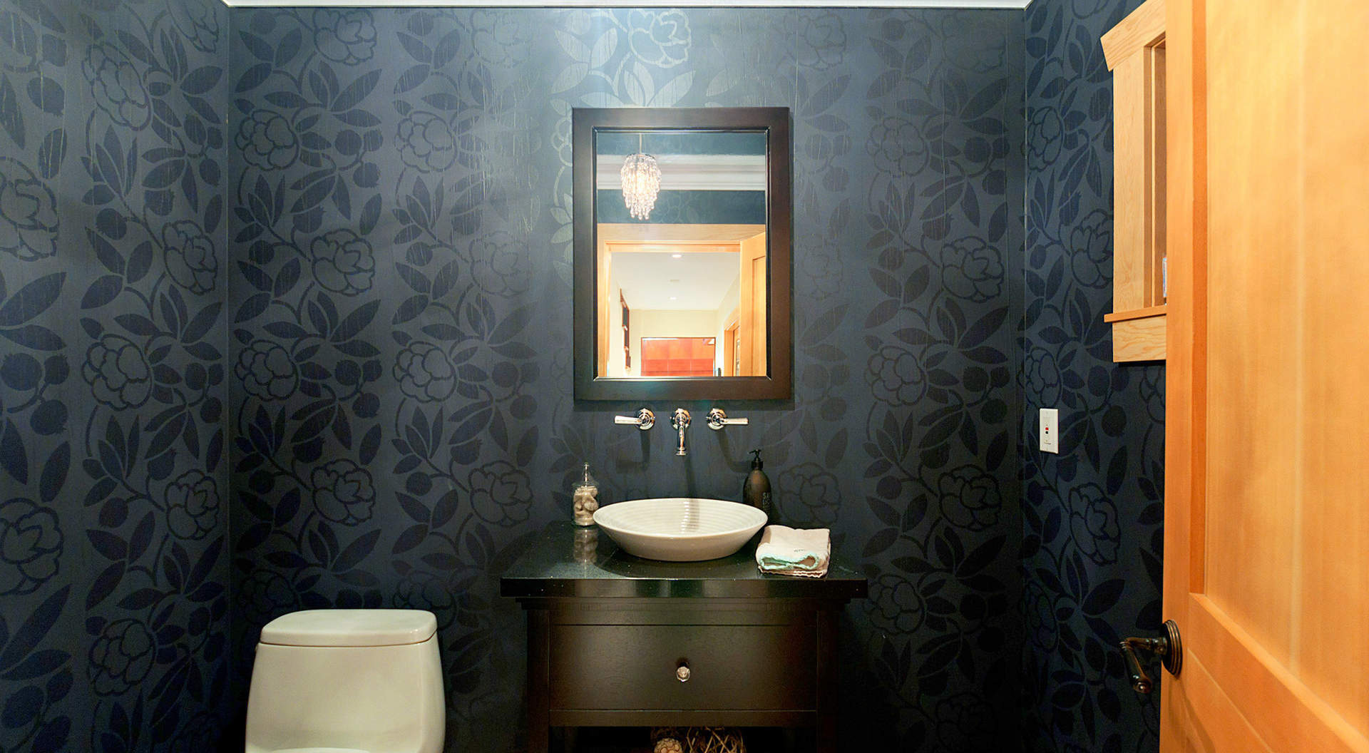 Beautiful Powder Room