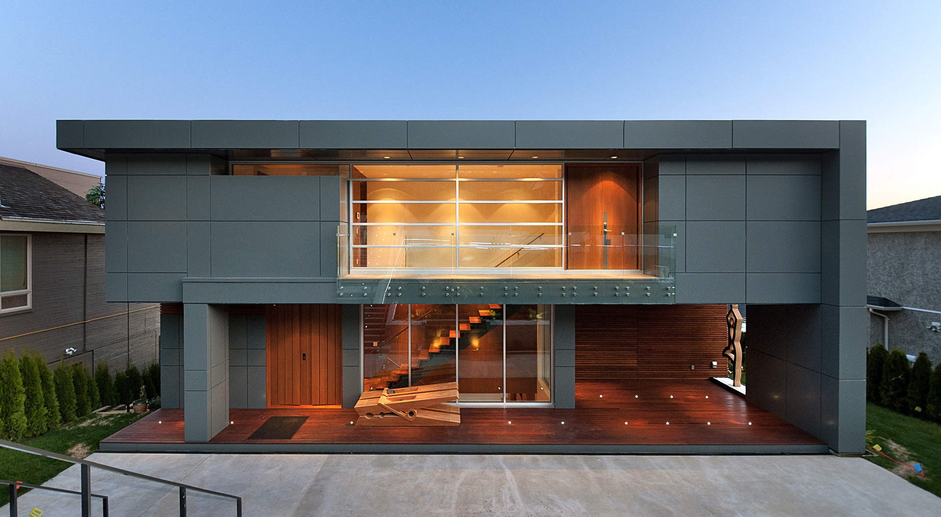 Architecturally Designed by Mehran Mansouri