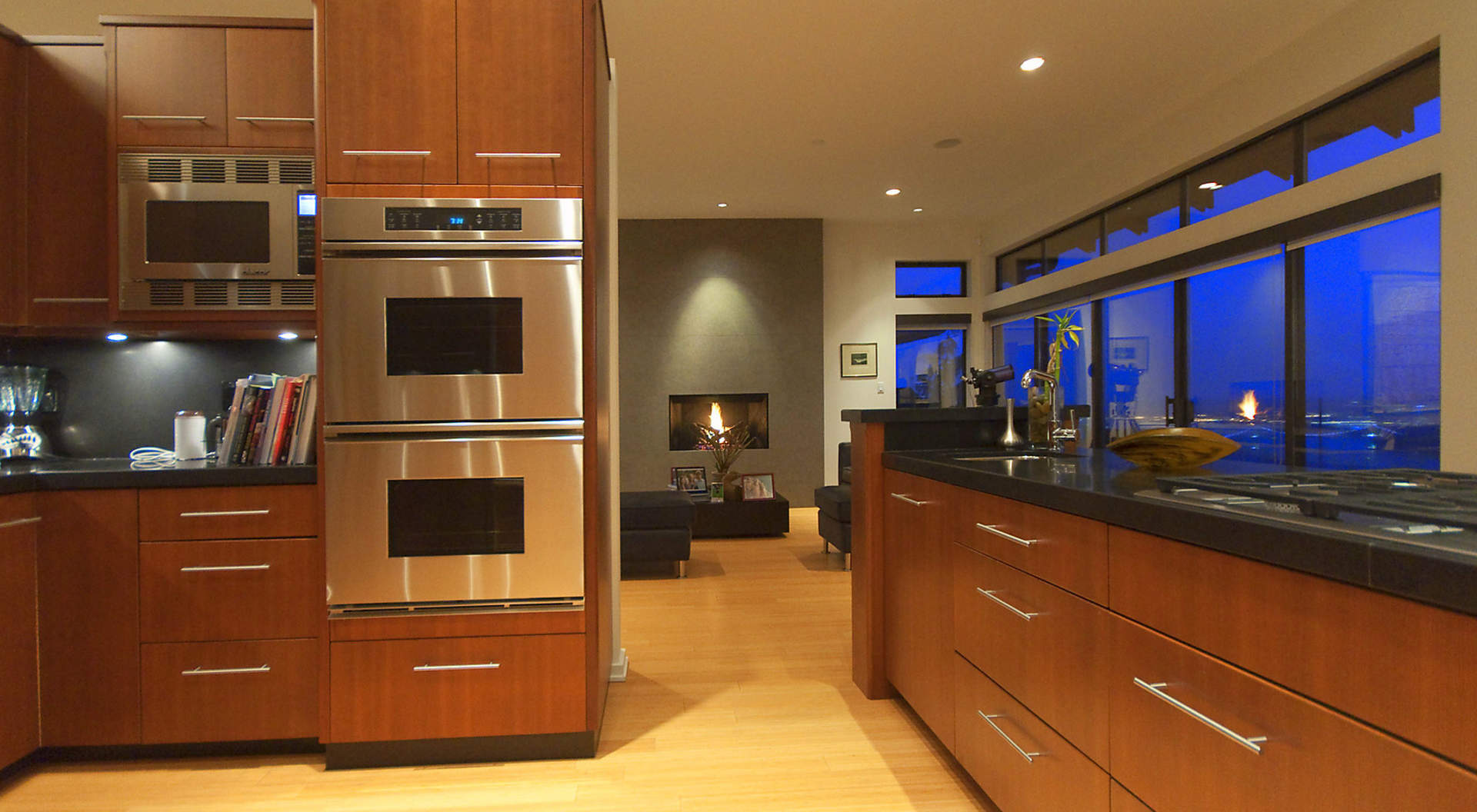 Gourmet Custom Kitchen