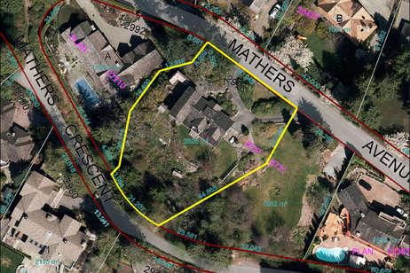 2976 Mathers Avenue$6,500,000(Altamont) West Vancouver, ...