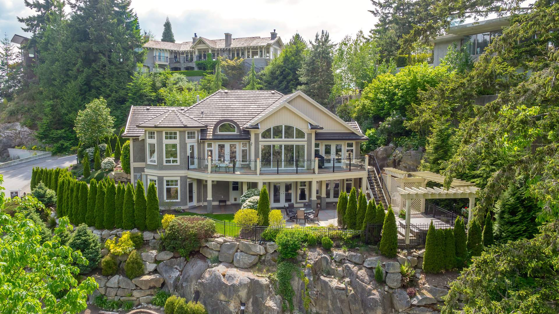 5335 Seaside Place West Vancouver Homes and Real Estate
