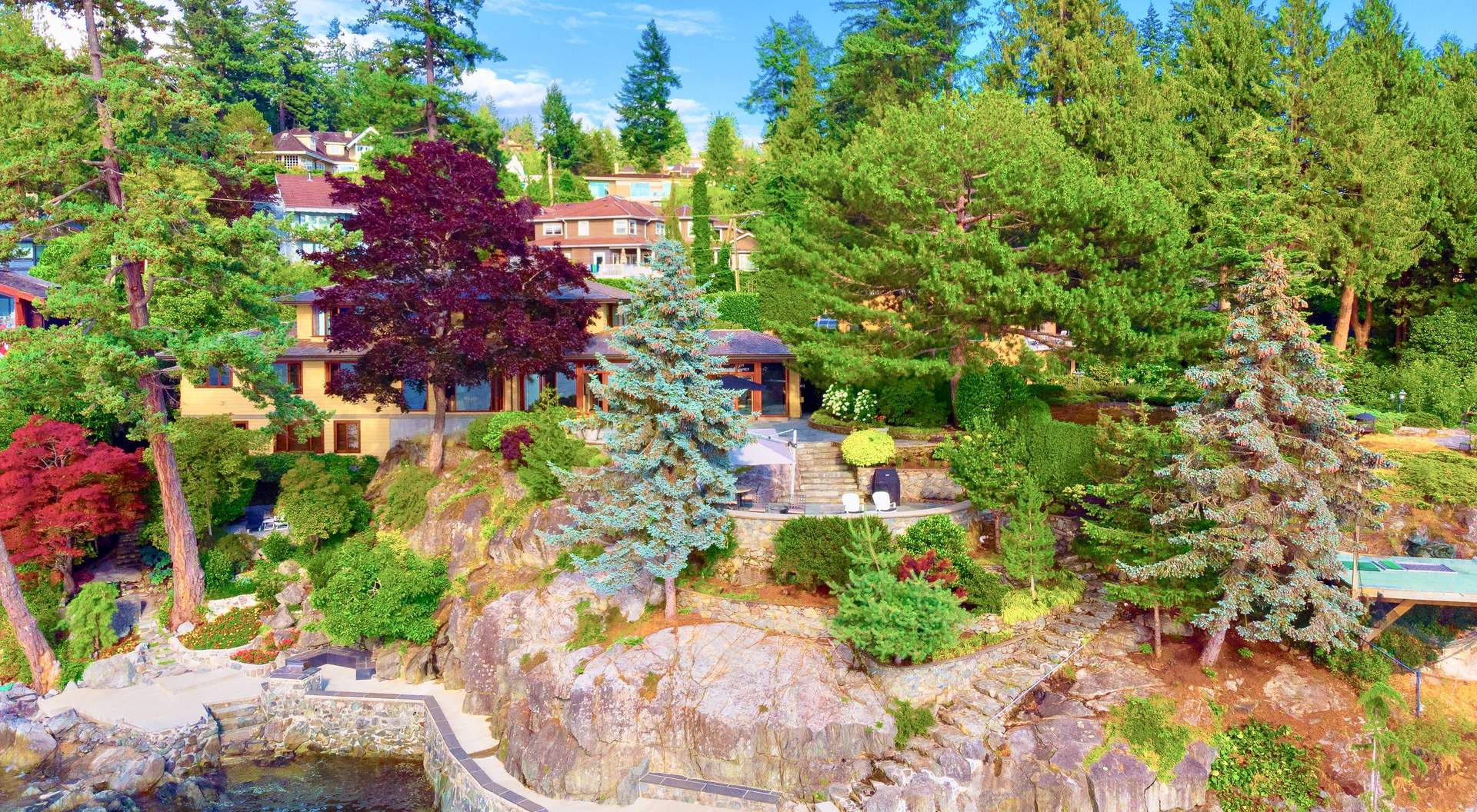 6076 Blink Bonnie Road West Vancouver Homes And Real