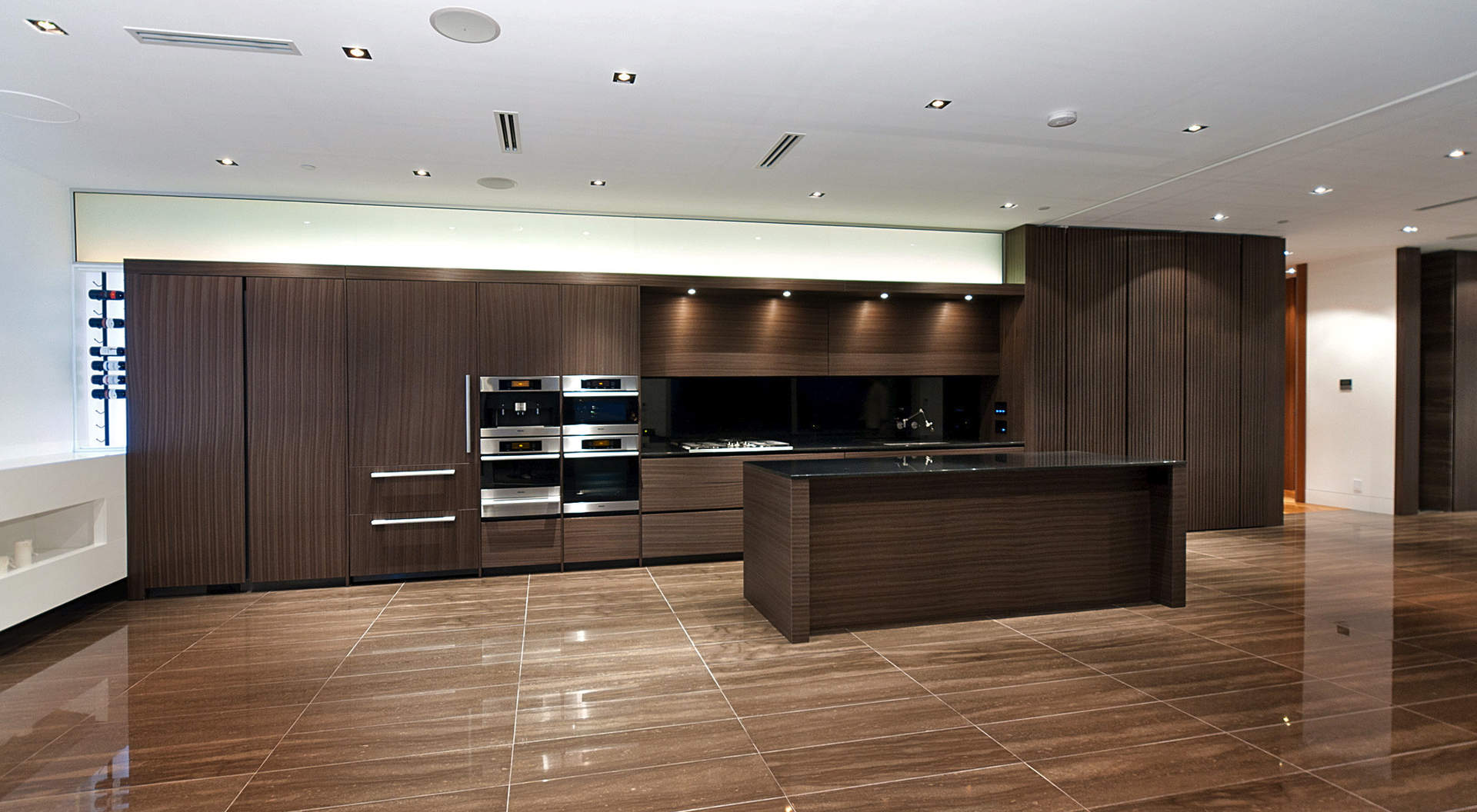 State-of-the-Art Kitchen with Ample Storage